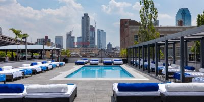$50-a-Day Rooftop Pool Opens at Long Island City Hotel