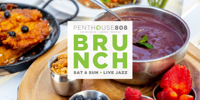 Penthouse 808 Brunch